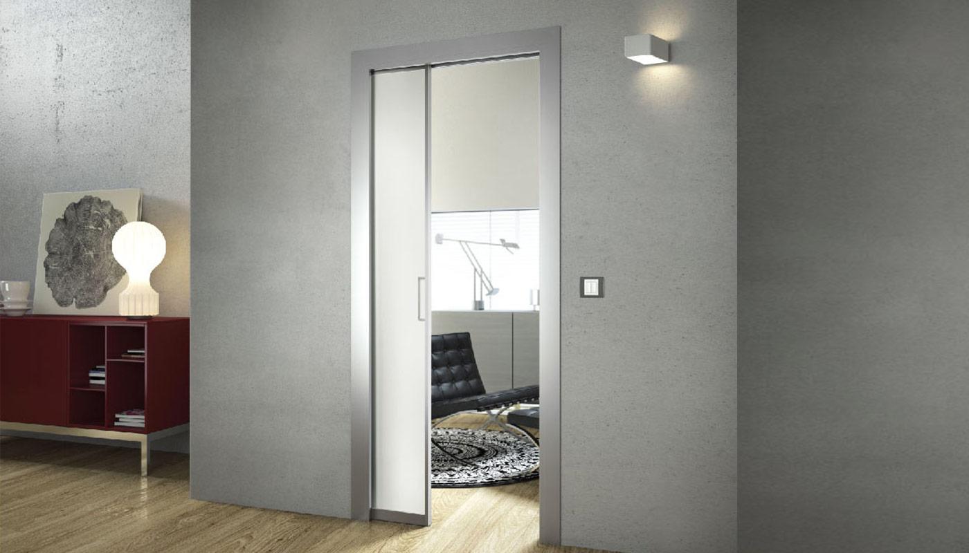Kap? & Doortech In-Wall Sliding Door Systems - Adnanlar