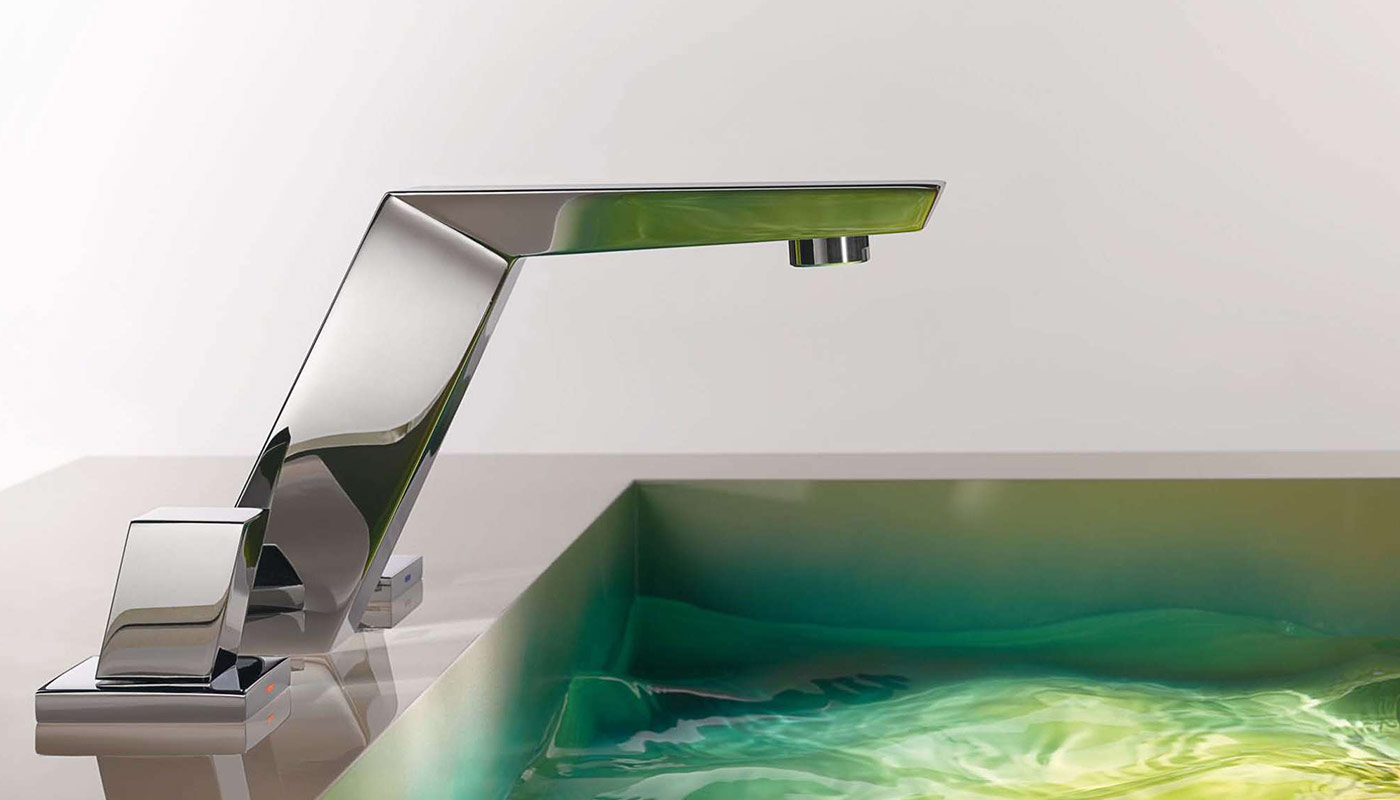Dornbracht, Armatures giving depth to your bathroom - Adnanlar