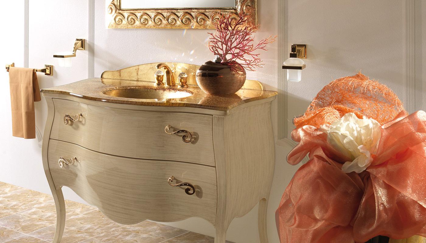 Etrusca-Banyo Dolabı